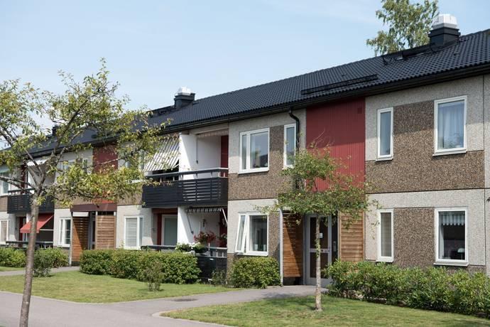 Bild: 3 rum bostadsrätt på Åkervägen 17C, Växjö kommun Sandsbro