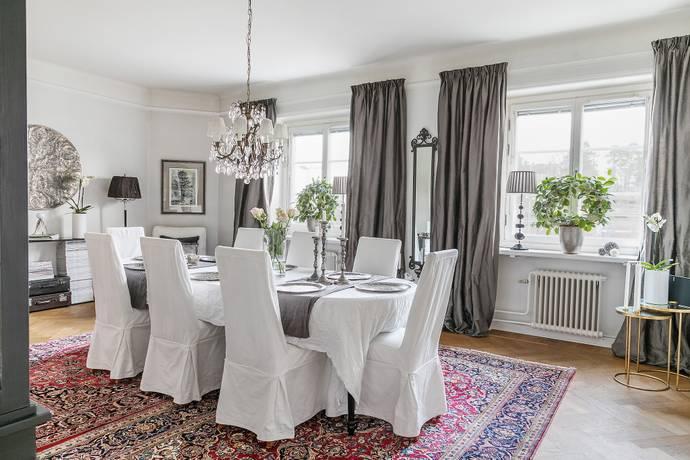Bild: 5 rum bostadsrätt på Alviksvägen 1, Stockholms kommun Alvik