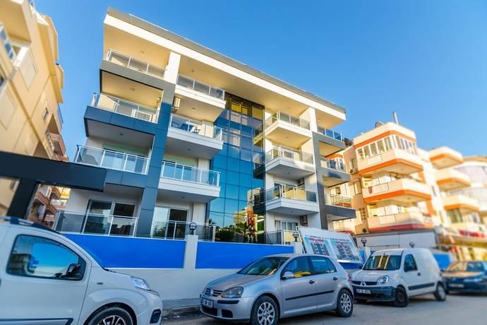 Bild: 2 rum bostadsrätt på Alanya, Kleopatra stranden, Turkiet Alanya