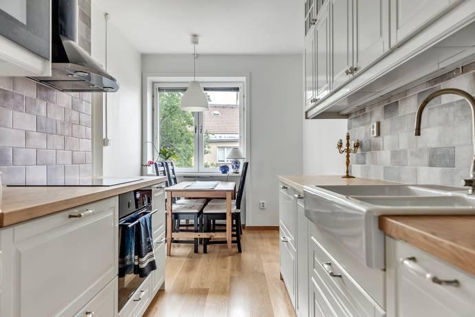 Bild: 3 rum bostadsrätt på Strålgatan 29, Stockholms kommun Lilla Essingen