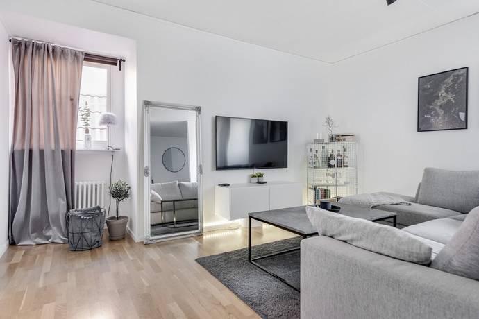 Bild: 1,5 rum bostadsrätt på Brunnsgatan 1A, Alingsås kommun