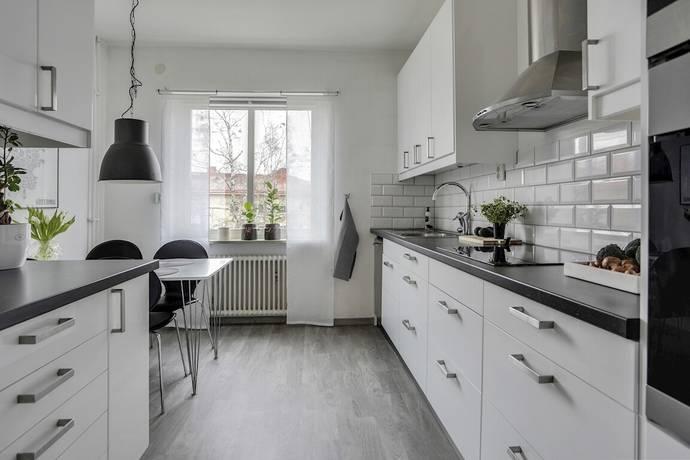 Bild: 3 rum bostadsrätt på Falkenbergsgatan 13B, Göteborgs kommun Fredriksdal