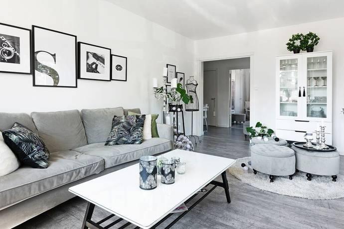 Bild: 2 rum bostadsrätt på Sjömansgatan 16B, Skellefteå kommun