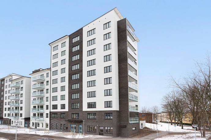 Bild: 3 rum bostadsrätt på Kvarnvägen 38c, Järfälla kommun Jakobsberg