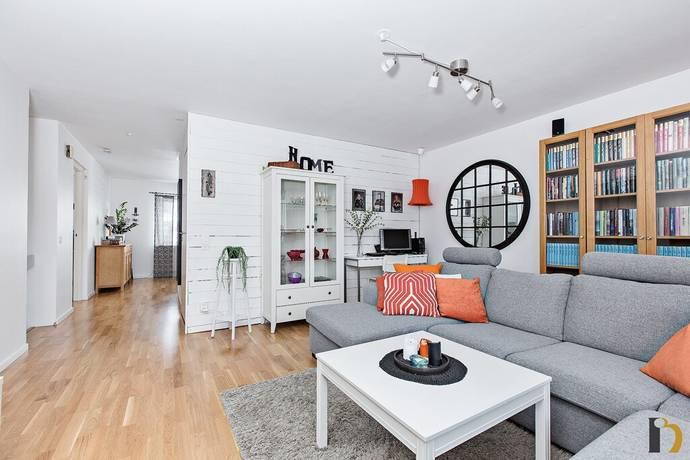 Bild: 3 rum bostadsrätt på Kylgränd 51, Umeå kommun Ersboda