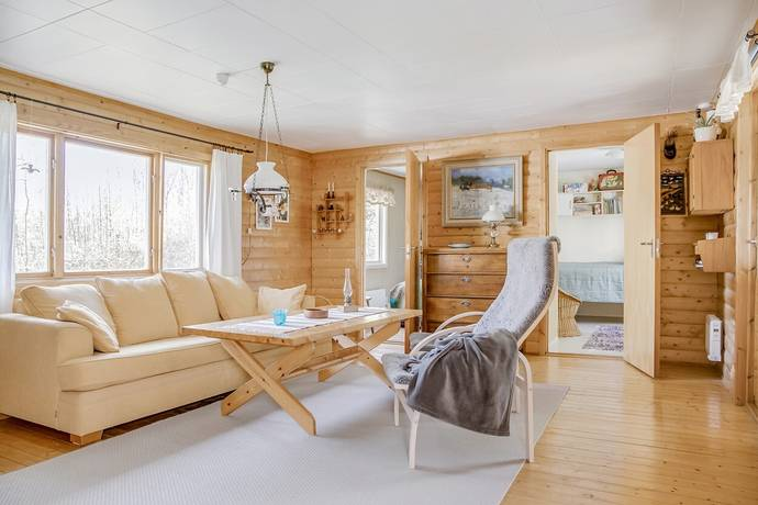 Bild: 4 rum fritidshus på Broslätt Ripavägen 5, Höörs kommun Broslätt