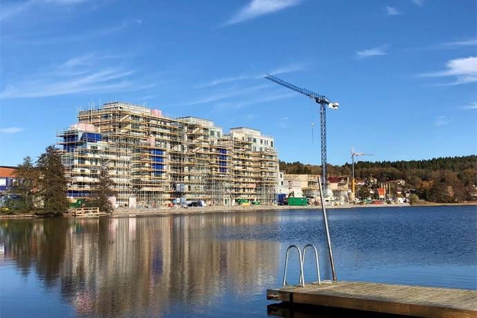 Bild: 4 rum bostadsrätt på Gerdska Strand 17, Alingsås kommun Tuvebo