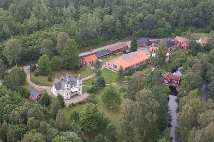 Bild: 12 rum villa på Hovmansbygdsvägen 602, Olofströms kommun Kyrkhult