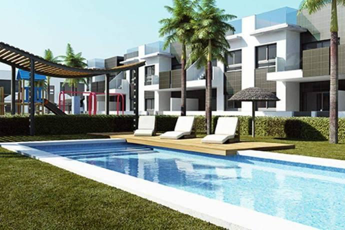 Bild: 3 rum bostadsrätt på Lägenhet i Pilar de la Horadada, Alicante, Spanien Pilar de la Horadada