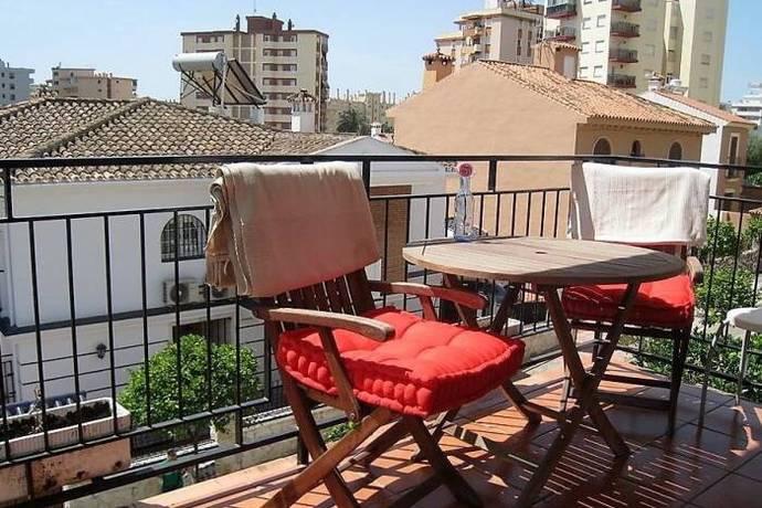 Bild: 3 rum bostadsrätt på FUENGIROLA-Rymlig Lägenhet högst upp i huset, Spanien Fuengirola