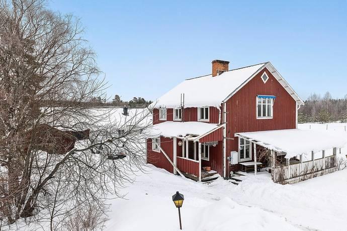 Bild: 4 rum gård/skog på Rotlundavägen 55, Bodens kommun Buddbyn