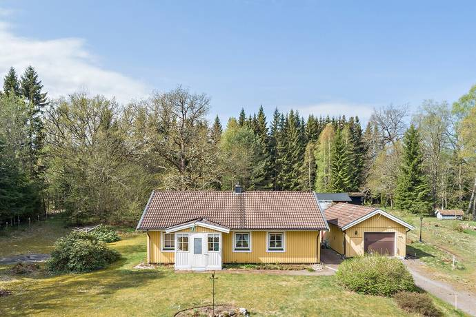 Bild: 4 rum villa på Tokarp 110, Ulricehamns kommun Blidsberg