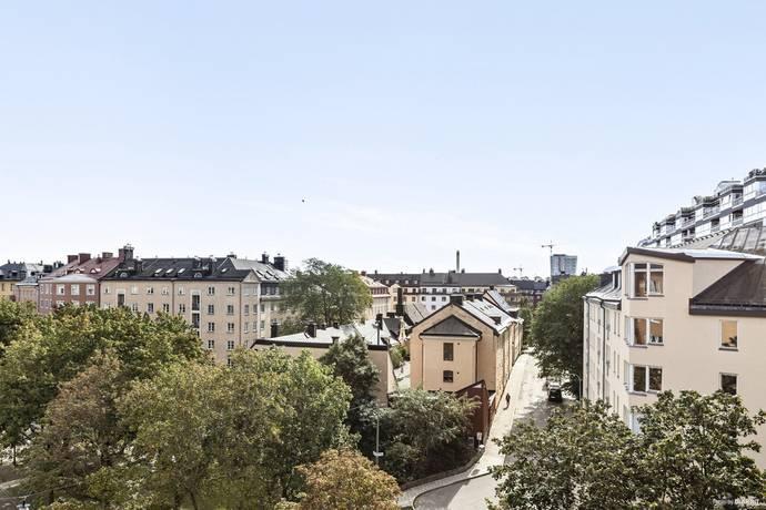 Bild: 2 rum bostadsrätt på Katarina Bangata 25 5 tr, Stockholms kommun Södermalm - Sofo
