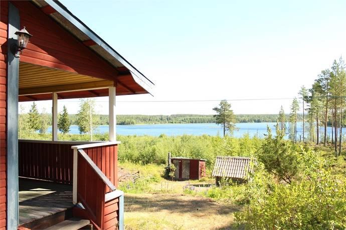 Bild: 2 rum villa på Letsbo Färjestadsvägen 36, Ljusdals kommun