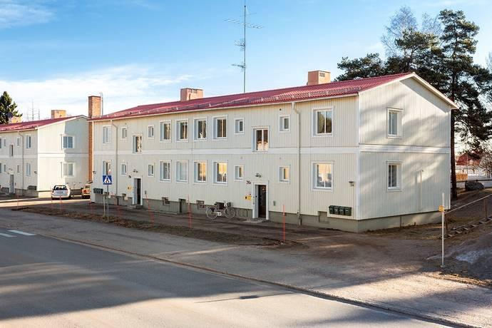 Bild: 2 rum bostadsrätt på Norralagatan 24 A, Söderhamns kommun NORR, Söderhamn