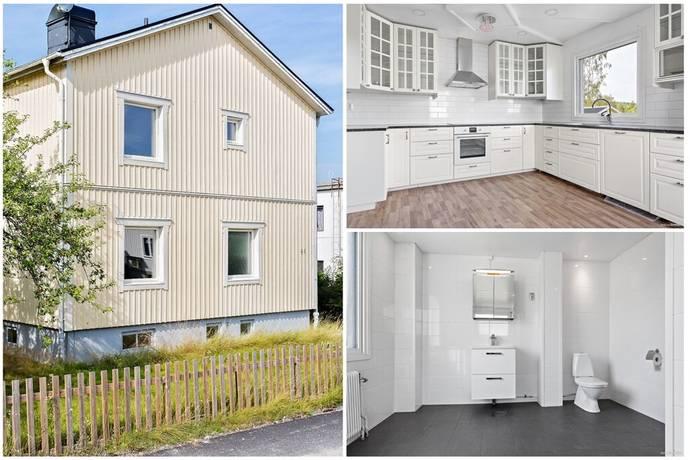 Bild: 6 rum villa på Institutsgatan 31, Härnösands kommun Gådeåstaden