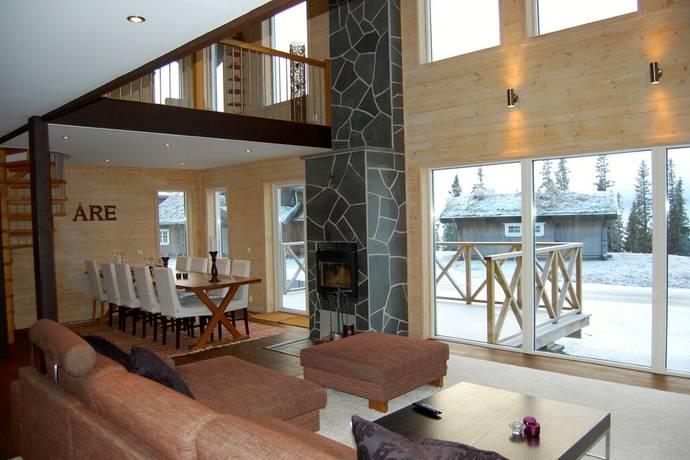 Bild: 5 rum fritidshus på Falken 7B(F), Åre kommun Åre Björnen