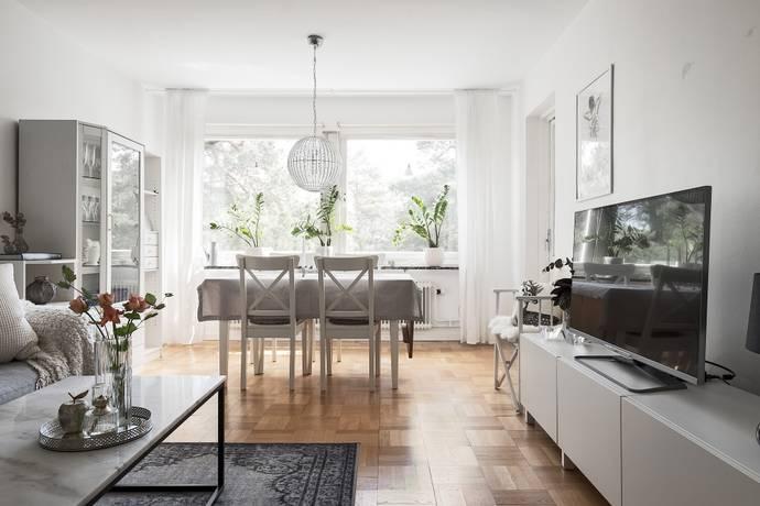 Bild: 3 rum bostadsrätt på Fredrika Bremers Gata 15, Stockholms kommun Hägersten