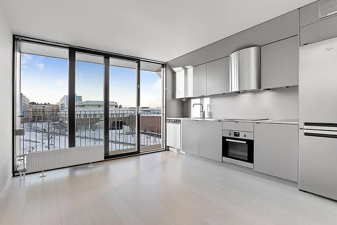 Bild: 1 rum bostadsrätt på Drabantgatan 11, Upplands Väsby kommun Centralt