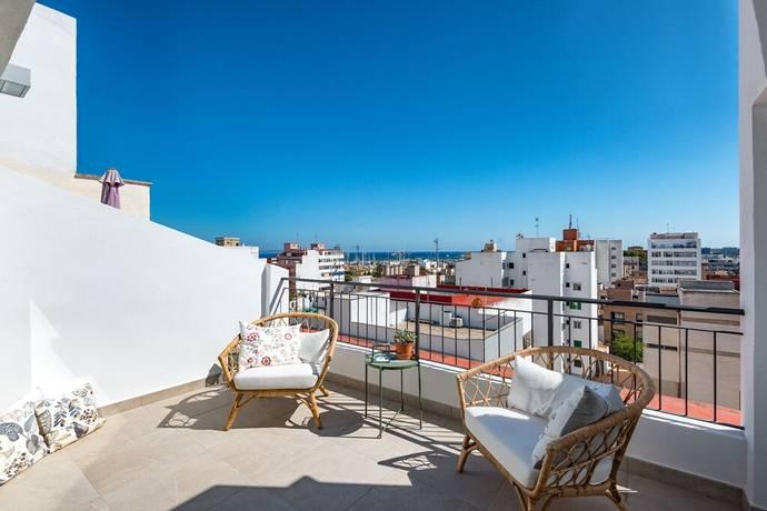 Bild: 2 rum bostadsrätt på Santa Catalina, Mallorca, Spanien Santa Catalina & Es Jonquet
