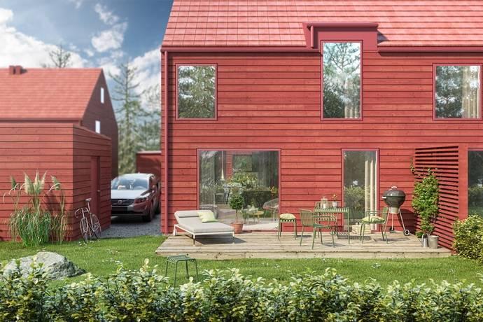 Bild: 7 rum bostadsrätt på Bönsta Allé/lgh 11, Nyköpings kommun Krikonbacken
