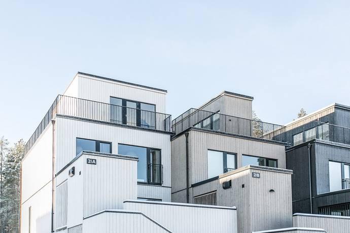 Bild: 6 rum radhus på Skogsbruksvägen 21A, Karlstads kommun Edsgatan