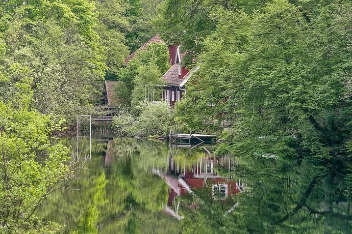 Bild: 5 rum villa på Östra Genastorp 3557, Myllestuan, Osby kommun Osby