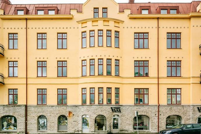 Bild: 2 rum bostadsrätt på Storgatan 52B, Skövde kommun Vasastaden