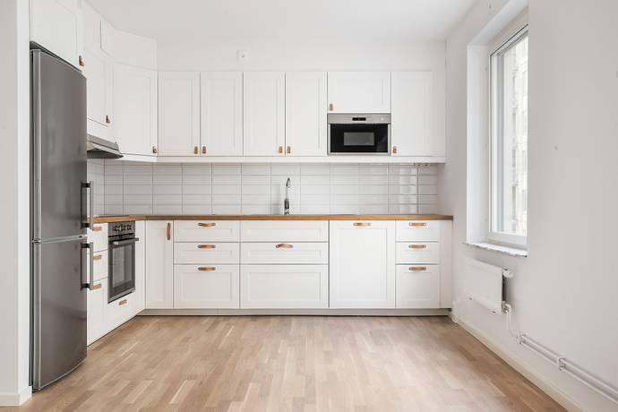 Bild: 3 rum bostadsrätt på Nina Einhorns gata 8, Stockholms kommun Hagastaden