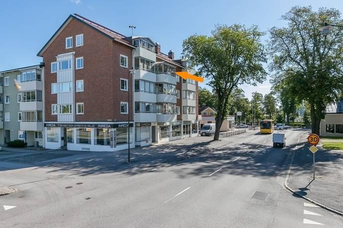 Bild: 2 rum bostadsrätt på Allén 4, Västerviks kommun Centrala Västervik