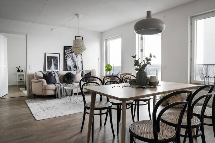 Bild: 4 rum bostadsrätt på Siloplatsen 6, 11 tr, Nacka kommun Kvarnholmen