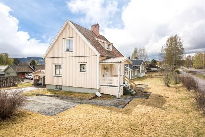 Bild: 4 rum villa på Nipuddsvägen 54, Sollefteå kommun