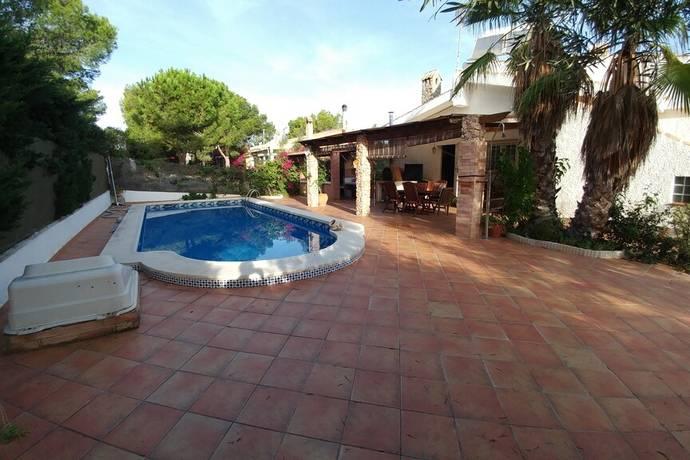 Bild: 7 rum villa på Stor tomt / Pool / Garage, Spanien Rymlig Villa - Los Balcones