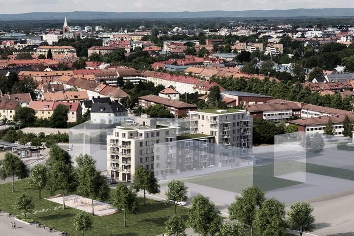 Bild från Öster - Brf Esplanaden
