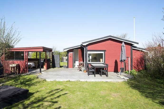 Bild: 3 rum fritidshus på Gång 1, Stuga 378, Malmö kommun Mossängen