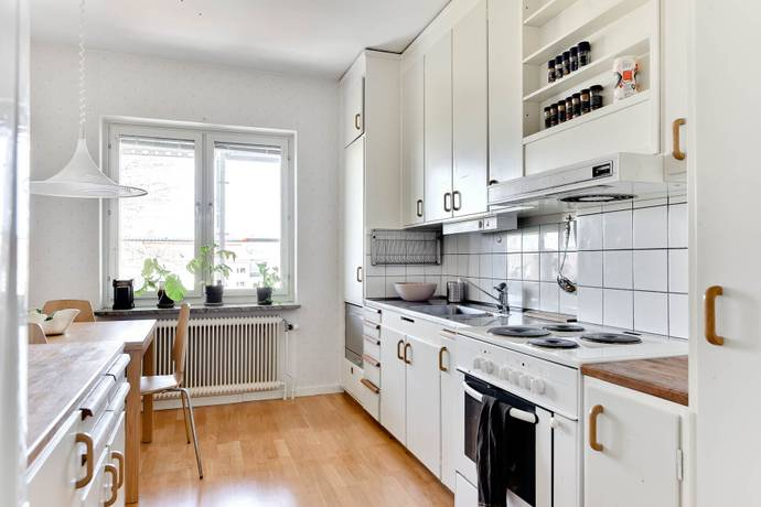 Bild: 3 rum bostadsrätt på Centralgatan 17F, Umeå kommun Holmsund