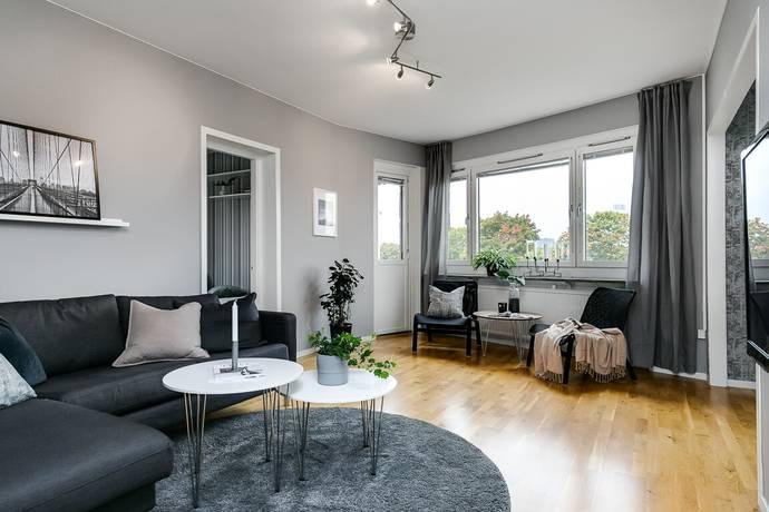 Bild: 3 rum bostadsrätt på Sidvallsgatan 7, Örebro kommun Sörby/Eklunda