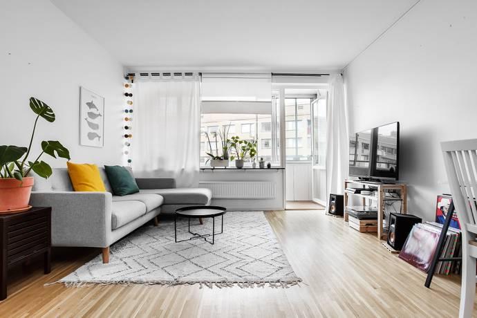 Bild: 2 rum bostadsrätt på Valhallavägen 8, 4tr, Stockholms kommun Östermalm / Vasastan