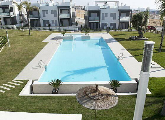 Bild: 3 rum bostadsrätt på Strandnära nybyggda lgh även m takterrass, Spanien Punta Prima, Torrevieja