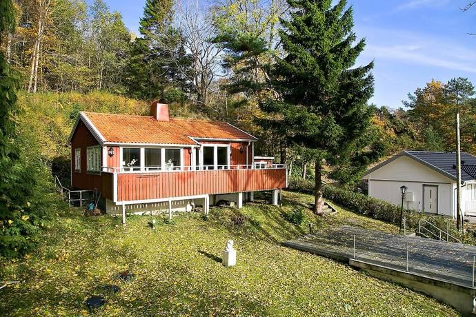 Bild: 2 rum villa på Gunneröd 130, Kungälvs kommun Lycke