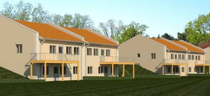 Bild: 5 rum radhus på Oringen 4, 6, 8 & 10, Mjölby kommun Sörby
