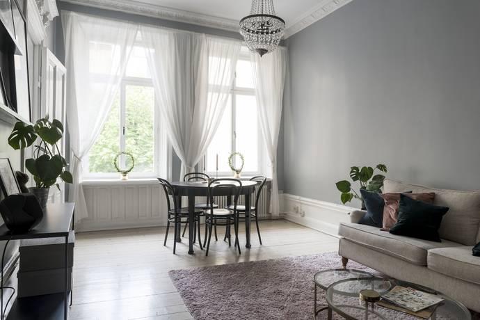 Bild: 2 rum bostadsrätt på Renstiernas Gata 16, Stockholms kommun Södermalm Katarina
