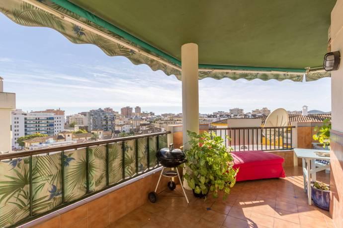Bild: 4 rum bostadsrätt på Fuengirola, Spanien