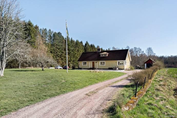 Bild: 5 rum villa på Staversvadsvägen 38, Kristianstads kommun Arkelstorp