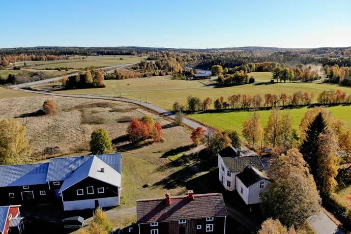 Bild: 250 m² gård/skog på Västra Norrfors  130, Umeå kommun Brännland
