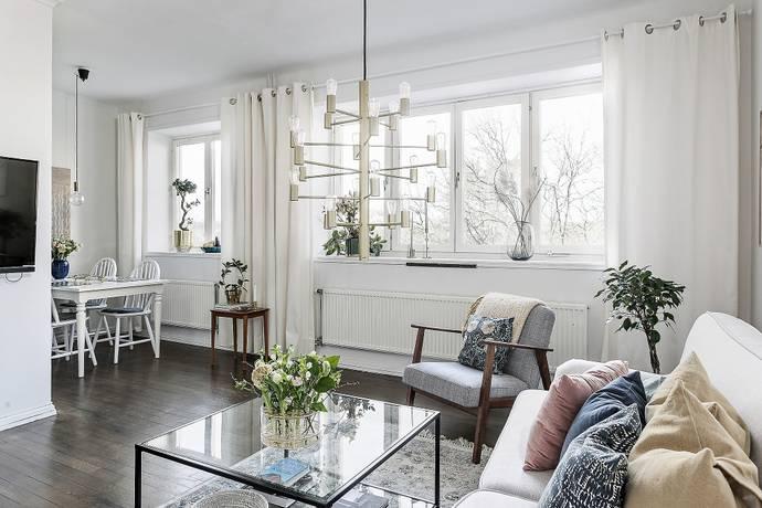 Bild: 1 rum bostadsrätt på Levertinsgatan 5, Stockholms kommun Kungsholmen Kristineberg