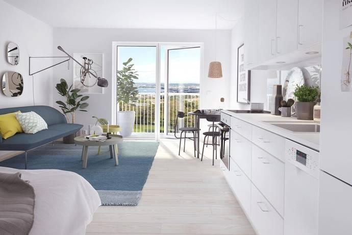 Bild: 1 rum bostadsrätt på Dalviksringen 31, Jönköpings kommun