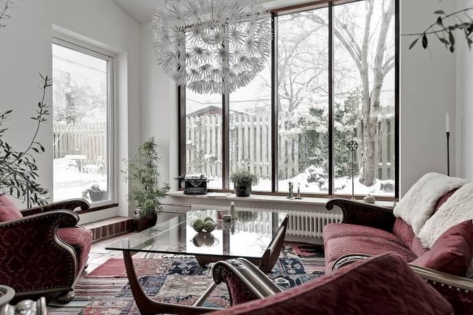 Bild: 8 rum radhus på Storgatan 15, Landskrona kommun Landskrona - Centrum
