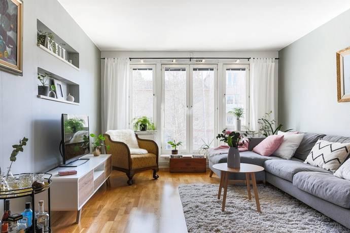 Bild: 2 rum bostadsrätt på Tryffelvägen 28 D, Uppsala kommun Norby