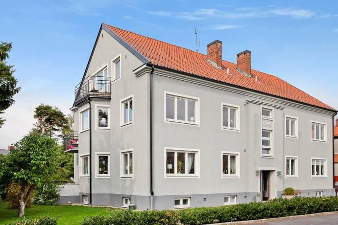Bild: 4 rum bostadsrätt på Strindbergs väg 11, Ystads kommun Östra Förstaden